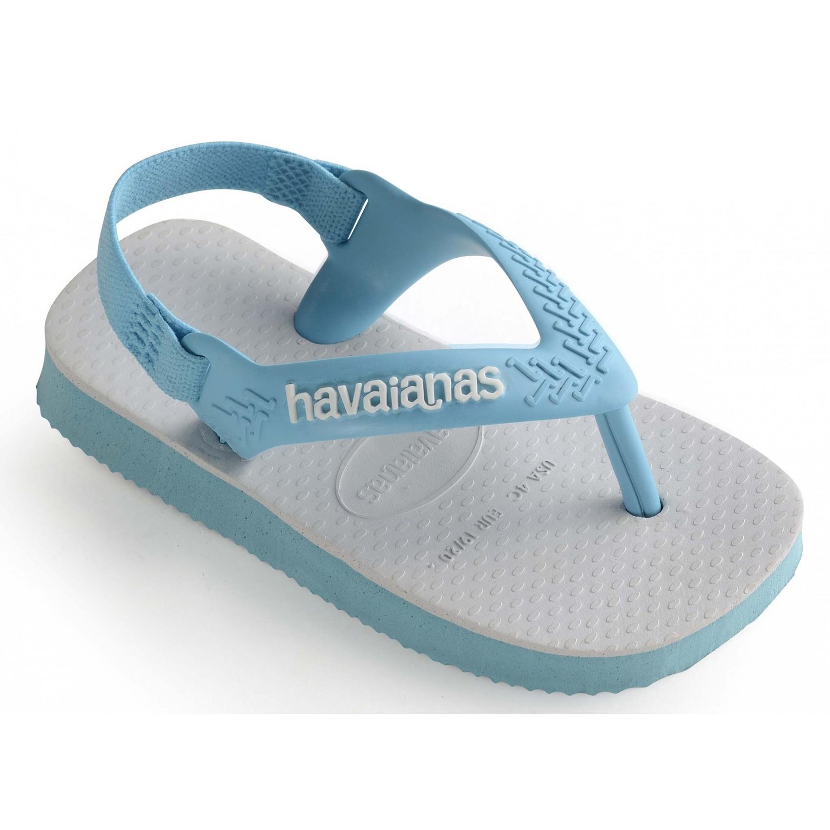 3127f98774d4b Découvez les tongs enfant bleu Havaianas