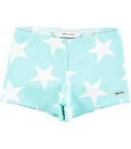 Maillot de bain garçon bleu étoile blanche Holly