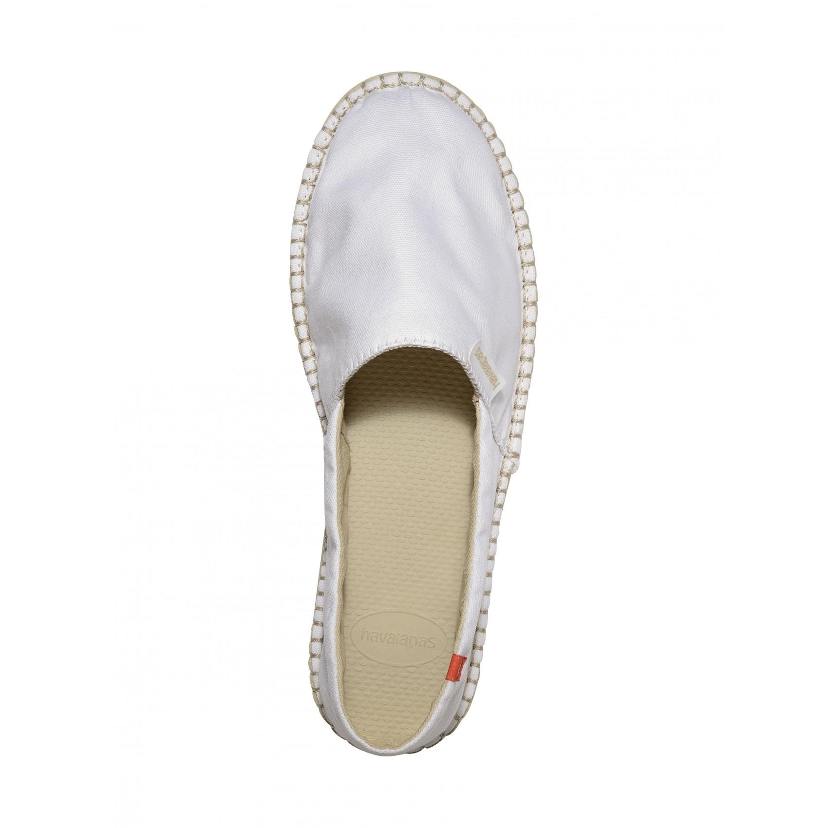 Chaussures Espadrilles ado uni Origine