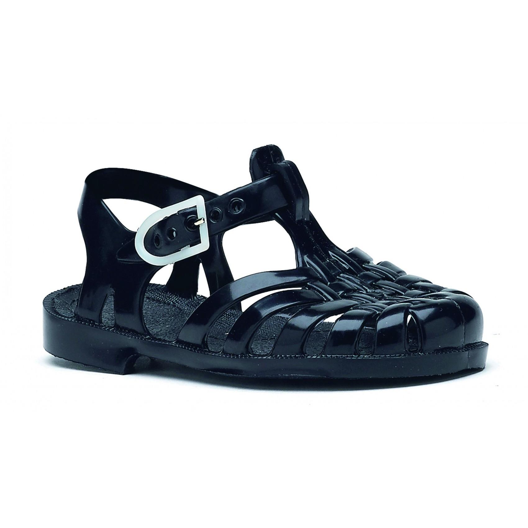 Sandalias De Sandalias Méduse Baño Negro Baño De Méduse Negro Nk08wnPXO