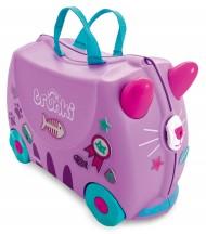 Valise cabine enfant Ride 46 cm Cassie Cat