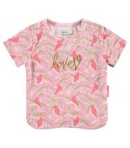 T-shirt bébé imprimé Monsey