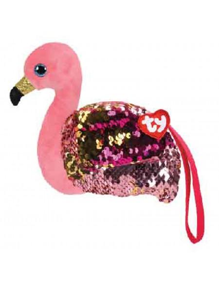 Porte-monnaie Gilda Le flamant rose