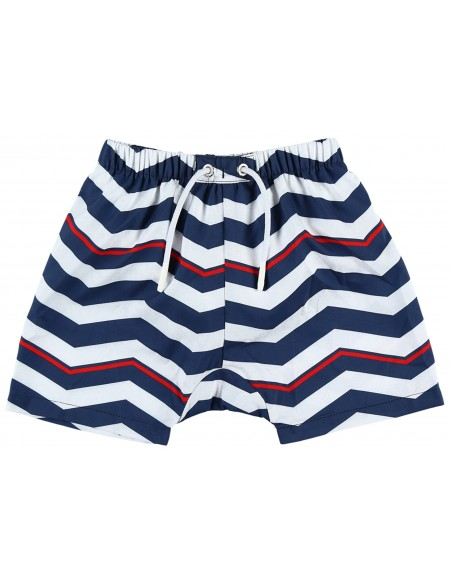 Stripes baby boys swim short