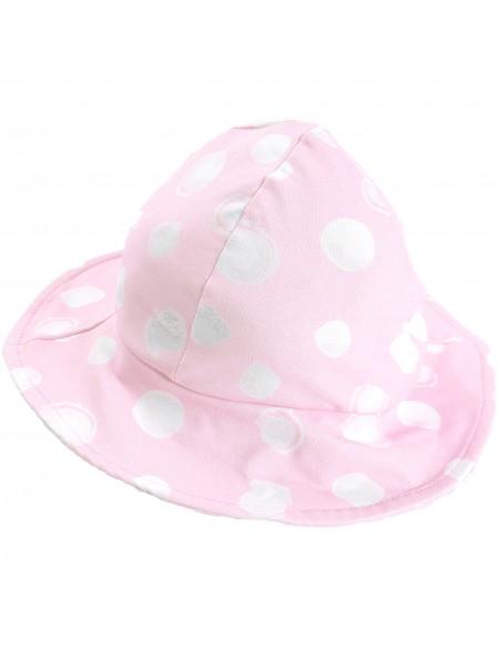 Chapeau bébé à pois Cocon