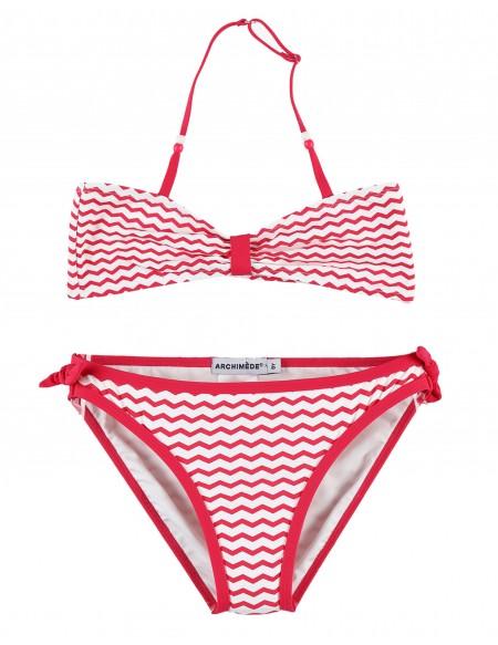 Print bikini