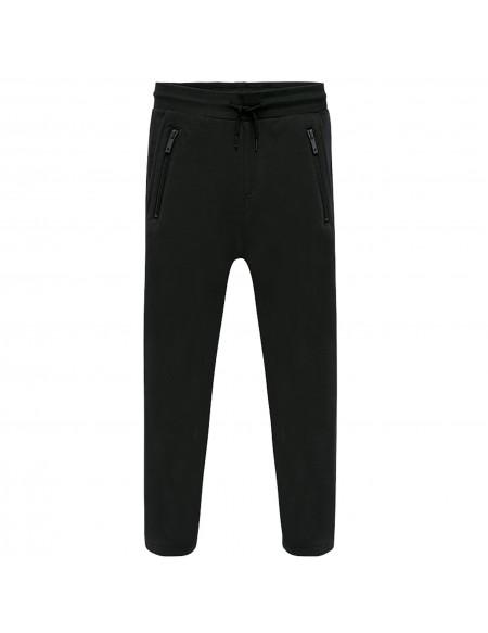 Pantalon de jogging garçon uni