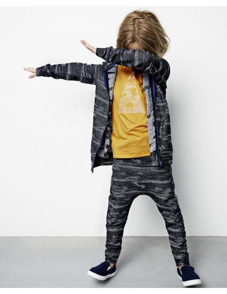 Jogpant garçon imprimé camouflage
