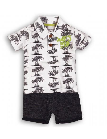 Conjunto bebé niño polo y pantalon