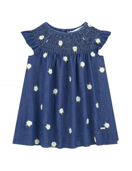 Vestido de bebe niña