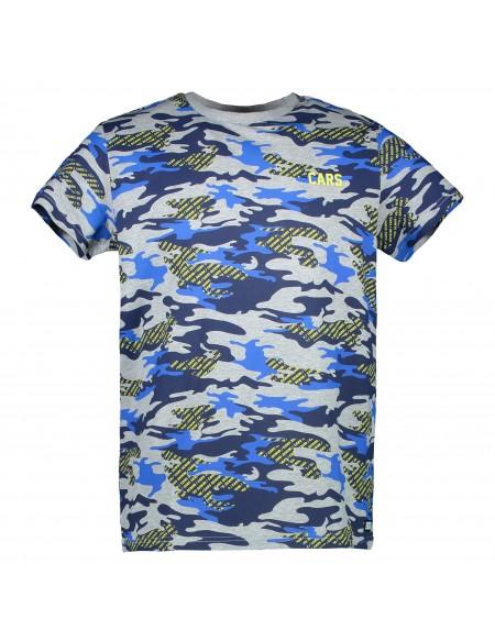T-shirt garçon camouflage BACKSON