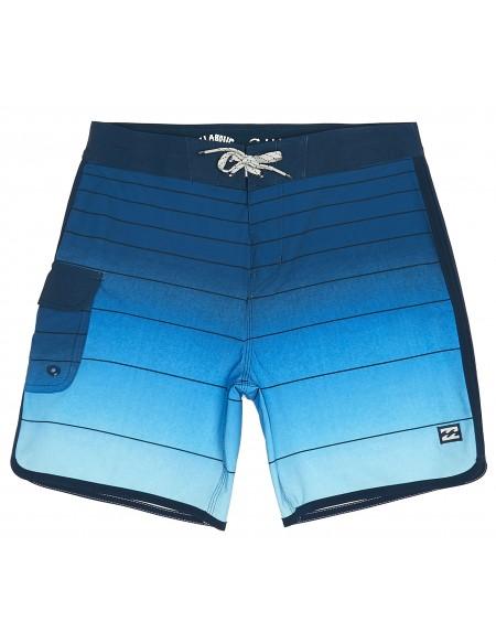 Printed boys swim short