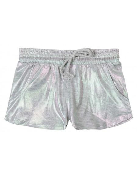 Short sportwear lamé