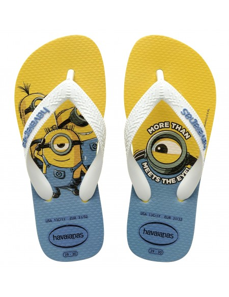 Sandalias de baño Minions