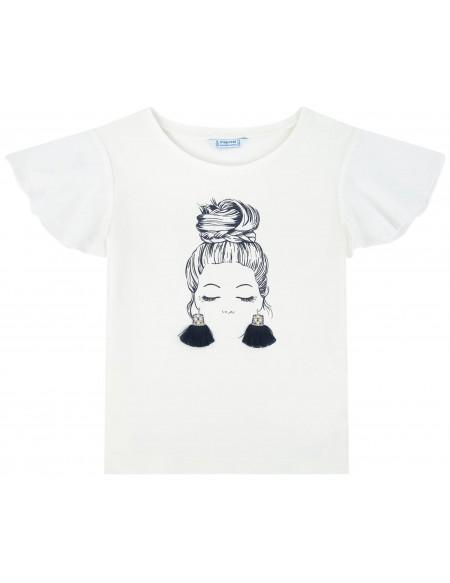 T-shirt manche courte illustré
