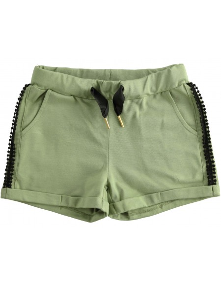 Short en molleton uni