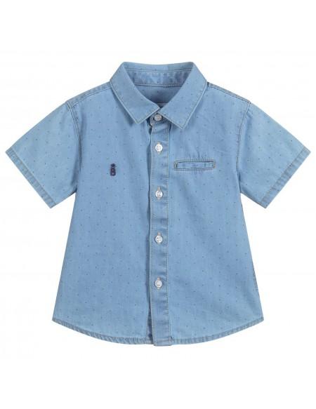 Camisa de bebe niño