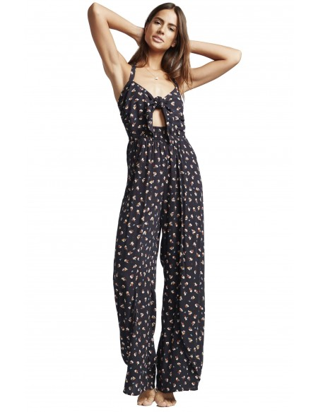 Combinaison illustré BABYLON JUMPSUIT