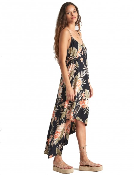 Robe longue imprimée THE BEST