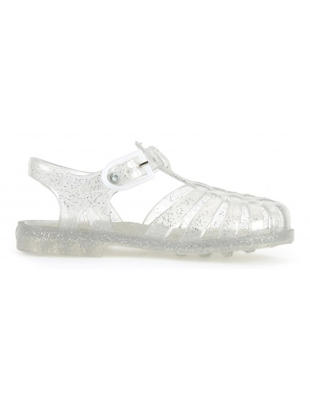 Sandales méduses pailletées SUN 201