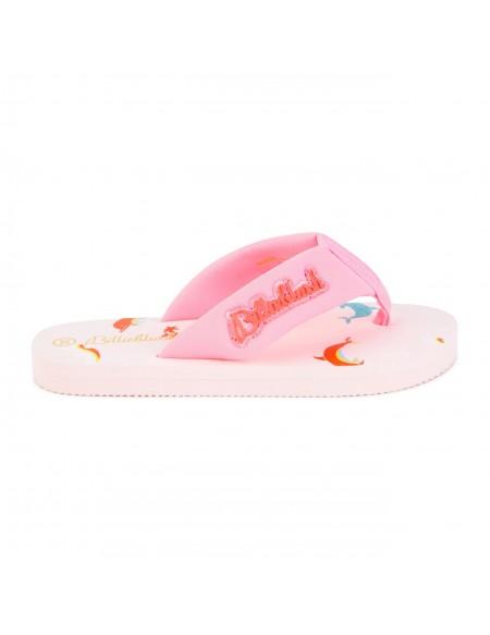 Girl flip flop