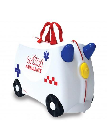 Valise cabine rigide ambulance ABBIE