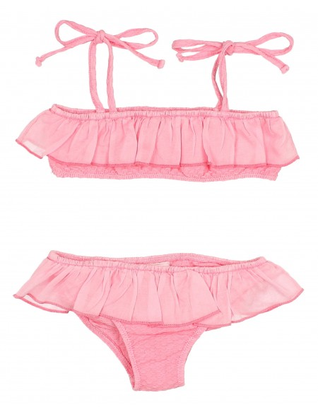 VINTAGE jacquard bikini