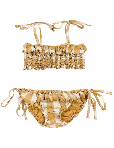 Gingham bikini