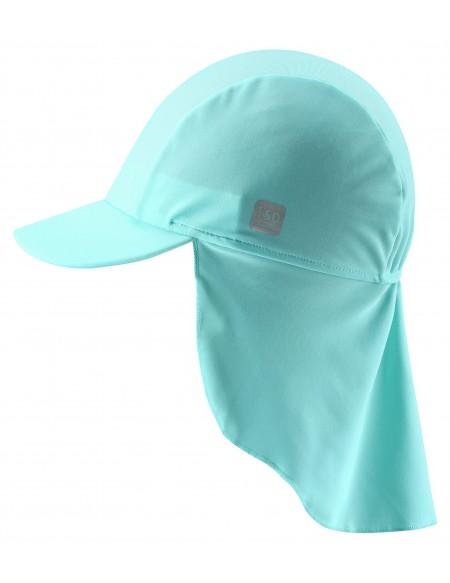 Casquette anti-UV cache-nuque TURTLE