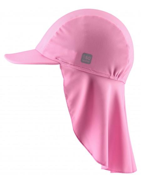 Casquette anti-UV cache-nuque OCTOPUS