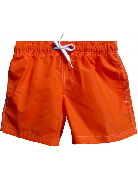 Pantaloncino mare medio vita elasticata
