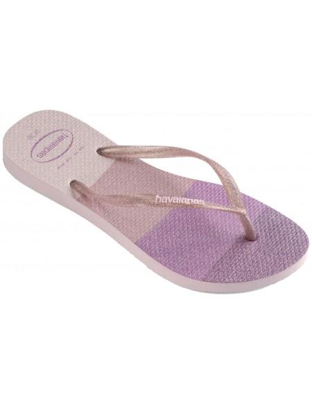 Slim Palette Glow flip flops