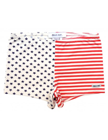 USA stretch swim short