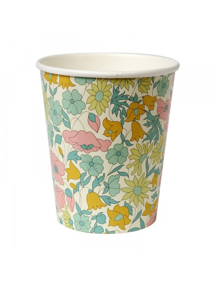 Liberty Poppy & Daisy Party Cup