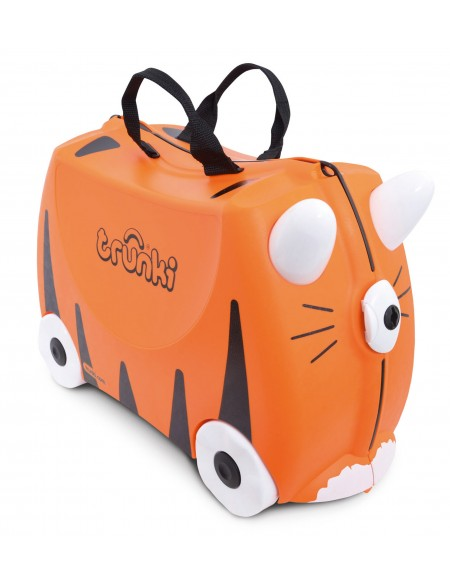 Ride-on Tigre Suitcase bagage