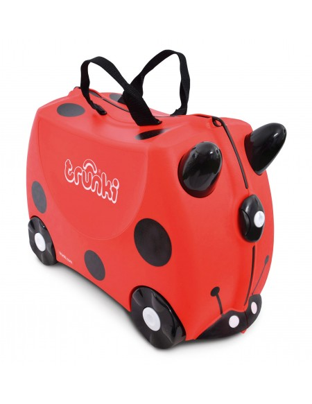 Ride-on Coccinelle Suitcase bagage