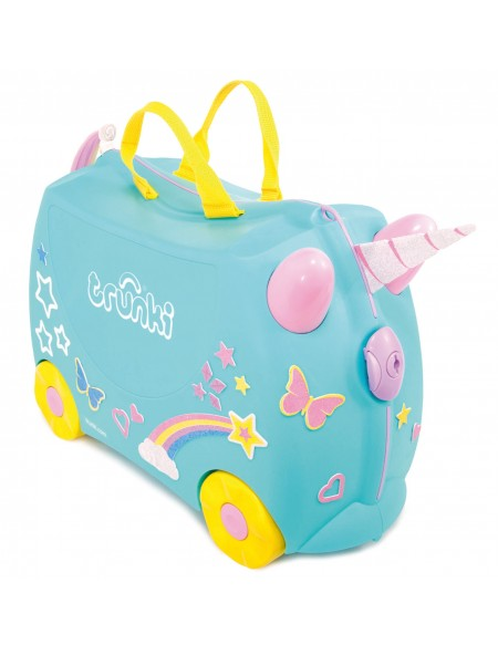 Ride-on Licorne Suitcase bagage
