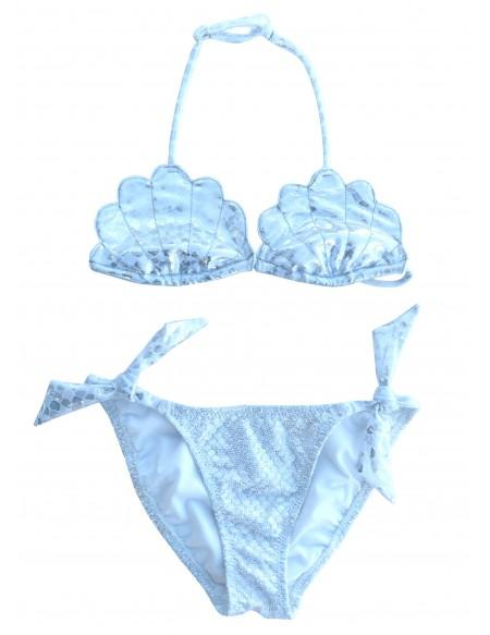 Mermaid and shinny Bikini