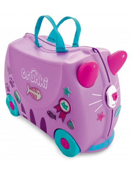 Valise cabine enfant Ride 46 cm Cassie Cat