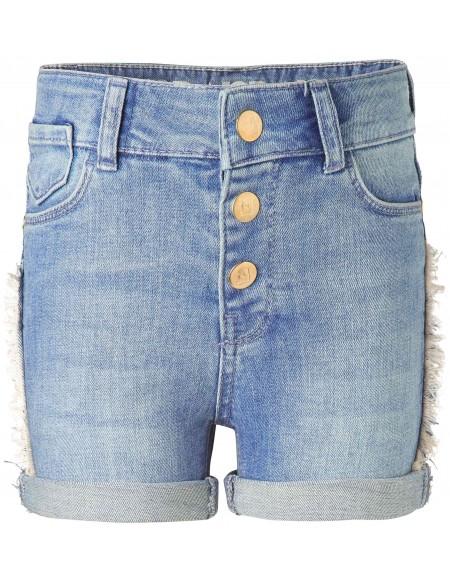 Short uni en jeans