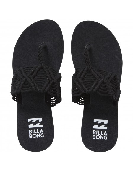 Sandales ado en macramé