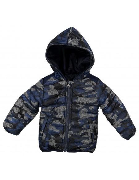 Baby boy jacket reversible