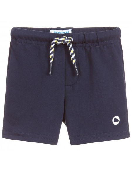 Short sportwear bébé garçon uni