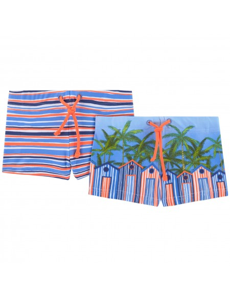 Stretch swim short