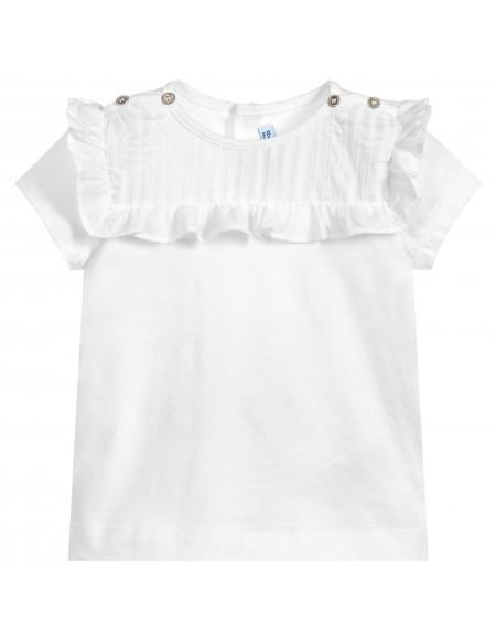 Gril cotton t-shirt