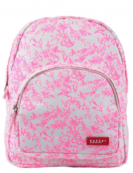 Backpack mini Jouy pink
